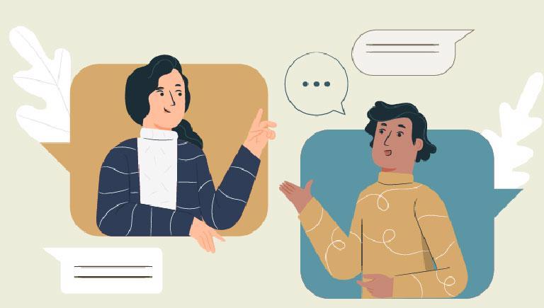 Cách nói chuyện trong bán hàng